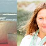 Birgit Karreman van Regenboog Klankschalen op de omslag