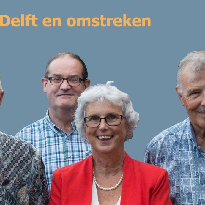 Parkinson Cafe Delft en omstreken