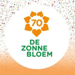 70 jaar de Zonnebloem