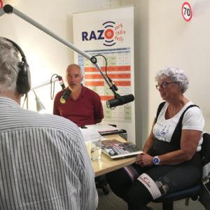 Ruud en Irma voor Parkinson