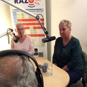 Nelleke en Thea van RPV Delft