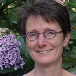 Anja v.d. Meijs, voetreflextherapeute