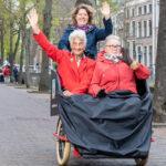 Riksja in Delft