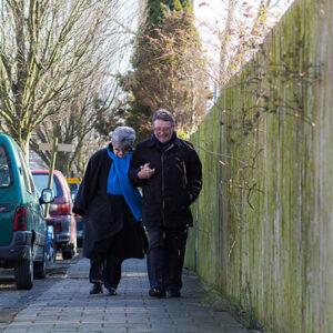 Alzheimer Nederland wandelen